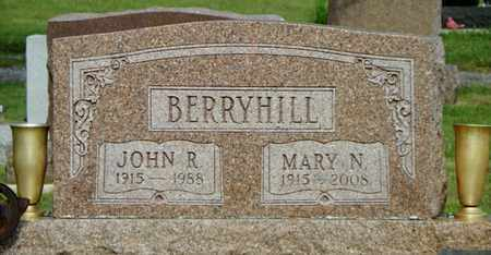 BERRYHILL, JOHN R. - Miami County, Ohio | JOHN R. BERRYHILL - Ohio Gravestone Photos