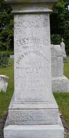 BRECOUNT, ESTHER A. - Miami County, Ohio | ESTHER A. BRECOUNT - Ohio Gravestone Photos