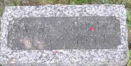 STROUSE BURTON, SARAH C. - Miami County, Ohio | SARAH C. STROUSE BURTON - Ohio Gravestone Photos
