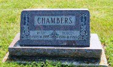 CHAMBERS, RUTH - Miami County, Ohio | RUTH CHAMBERS - Ohio Gravestone Photos
