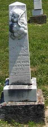 DETRICK, BENJAMIN FRANK - Miami County, Ohio | BENJAMIN FRANK DETRICK - Ohio Gravestone Photos