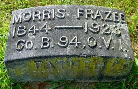 FRAZEE, MORRIS - Miami County, Ohio | MORRIS FRAZEE - Ohio Gravestone Photos