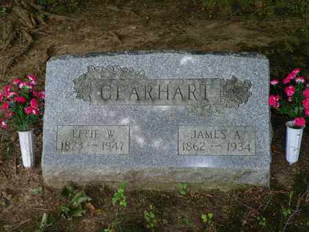 GEARHART, EFFIE W. - Miami County, Ohio | EFFIE W. GEARHART - Ohio Gravestone Photos