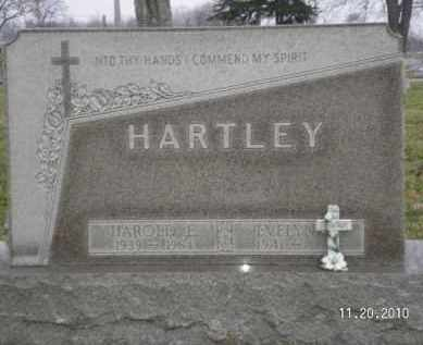 HARTLEY, HAROLD E - Miami County, Ohio | HAROLD E HARTLEY - Ohio Gravestone Photos