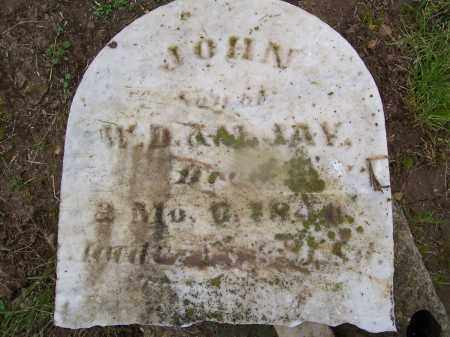 JAY, JOHN - Miami County, Ohio | JOHN JAY - Ohio Gravestone Photos
