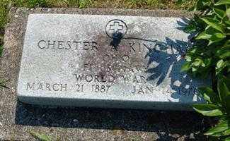 KINGHAM, CHESTER - Miami County, Ohio | CHESTER KINGHAM - Ohio Gravestone Photos