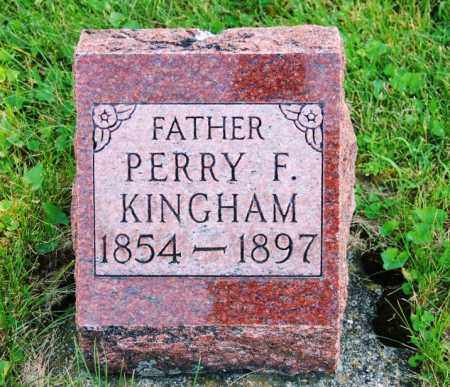 KINGHAM, PERRY - Miami County, Ohio | PERRY KINGHAM - Ohio Gravestone Photos