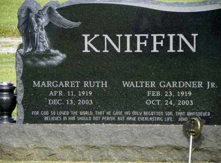 KNIFFEN, MARGARET RUTH - Miami County, Ohio | MARGARET RUTH KNIFFEN - Ohio Gravestone Photos