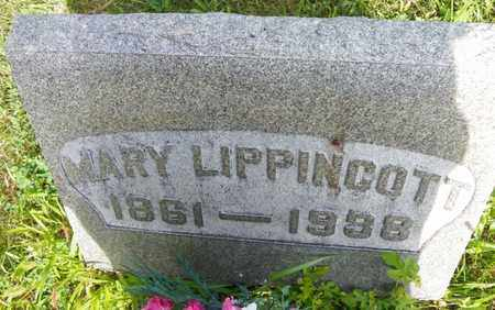 LIPPINCOTT, MARY - Miami County, Ohio | MARY LIPPINCOTT - Ohio Gravestone Photos