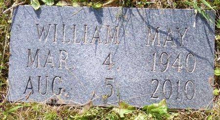 MAY, WILLIAM ALLEN - Miami County, Ohio | WILLIAM ALLEN MAY - Ohio Gravestone Photos
