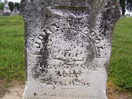 MCCOOL, JOHN - Miami County, Ohio | JOHN MCCOOL - Ohio Gravestone Photos