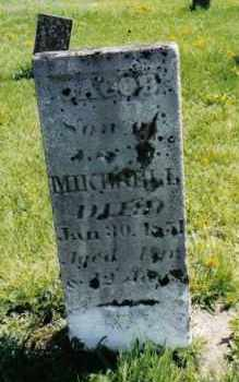 MIKESELL, JACOB - Miami County, Ohio | JACOB MIKESELL - Ohio Gravestone Photos