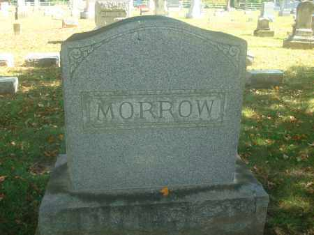 MORROW, BERTHA M. - Miami County, Ohio | BERTHA M. MORROW - Ohio Gravestone Photos
