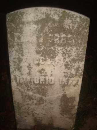MORROW, EPHRAIM - Miami County, Ohio | EPHRAIM MORROW - Ohio Gravestone Photos