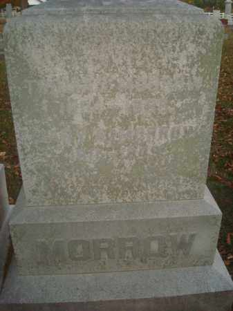 PATTERSON MORROW, MARY ANN - Miami County, Ohio | MARY ANN PATTERSON MORROW - Ohio Gravestone Photos