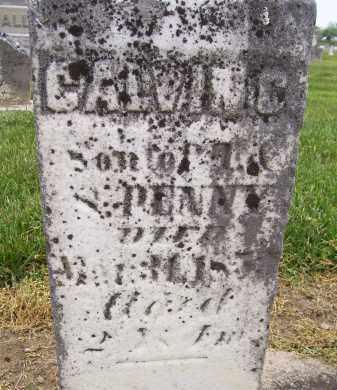 PENNY, CALVIN C - Miami County, Ohio   CALVIN C PENNY - Ohio Gravestone Photos