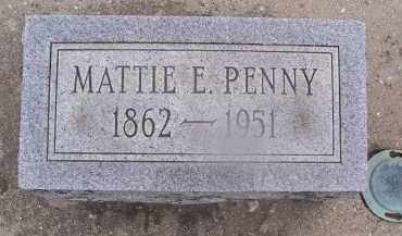 LAMSDALE PENNY, MATTIE - Miami County, Ohio | MATTIE LAMSDALE PENNY - Ohio Gravestone Photos