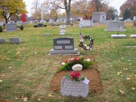 SCHERER, CARL R. - Miami County, Ohio | CARL R. SCHERER - Ohio Gravestone Photos