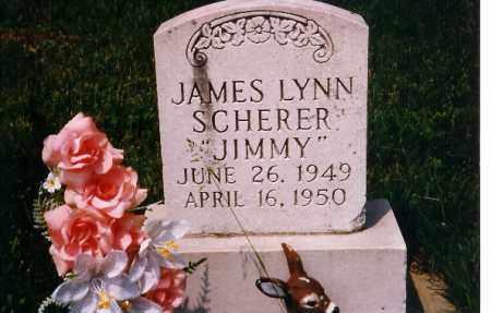 SCHERER, JIMMY LYNN - Miami County, Ohio | JIMMY LYNN SCHERER - Ohio Gravestone Photos