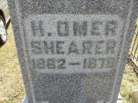 SHEARER, HENRY ONER - Miami County, Ohio | HENRY ONER SHEARER - Ohio Gravestone Photos