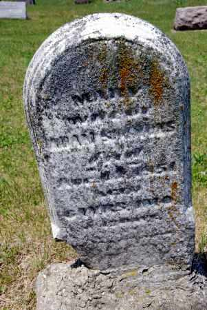 "HECKMAN SIMMONS, MARY ""POLLY"" - Miami County, Ohio 