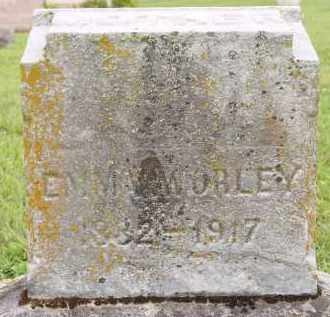 WORLEY, EMMA - Miami County, Ohio | EMMA WORLEY - Ohio Gravestone Photos