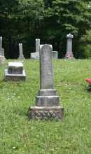 BAKER, ALBERTIS - Monroe County, Ohio | ALBERTIS BAKER - Ohio Gravestone Photos