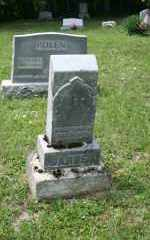 BARBER, JAMES - Monroe County, Ohio | JAMES BARBER - Ohio Gravestone Photos