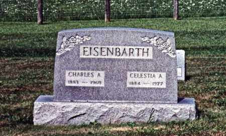 EISENBARTH, CELESTIA - Monroe County, Ohio | CELESTIA EISENBARTH - Ohio Gravestone Photos