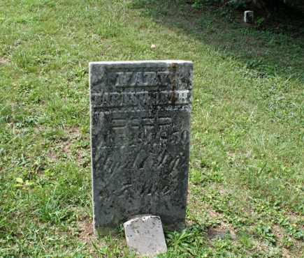 FARNSWORTH, MARY - Monroe County, Ohio   MARY FARNSWORTH - Ohio Gravestone Photos
