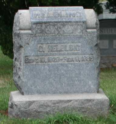 HELBLING, G - Monroe County, Ohio | G HELBLING - Ohio Gravestone Photos