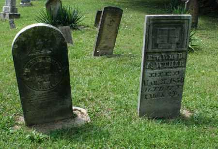 LOWTHER, WM.D - Monroe County, Ohio   WM.D LOWTHER - Ohio Gravestone Photos