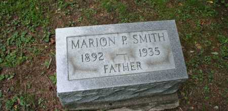 SMITH, MARION P. - Monroe County, Ohio | MARION P. SMITH - Ohio Gravestone Photos