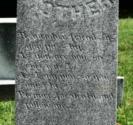 BIGLEY STRICKLING, EMMA JANE - Monroe County, Ohio | EMMA JANE BIGLEY STRICKLING - Ohio Gravestone Photos