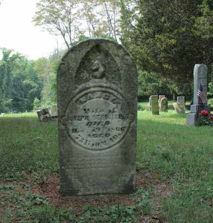 STRICKLING, NANCY - Monroe County, Ohio | NANCY STRICKLING - Ohio Gravestone Photos