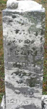 ?, INFANT SON - Montgomery County, Ohio | INFANT SON ? - Ohio Gravestone Photos
