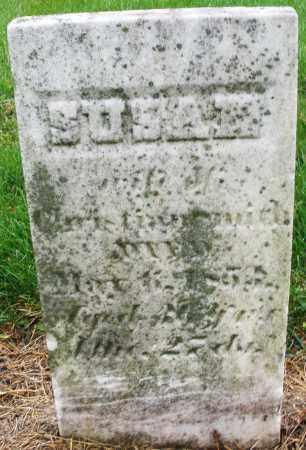 ?, SUSAN - Montgomery County, Ohio | SUSAN ? - Ohio Gravestone Photos