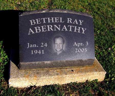 ABERNATHY, BETHEL RAY - Montgomery County, Ohio | BETHEL RAY ABERNATHY - Ohio Gravestone Photos