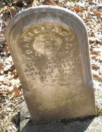 AGNE, DANIEL - Montgomery County, Ohio | DANIEL AGNE - Ohio Gravestone Photos