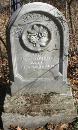 AGNE, LENE MALENDA - Montgomery County, Ohio | LENE MALENDA AGNE - Ohio Gravestone Photos