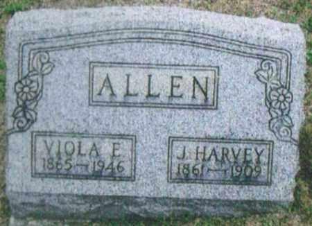 ALLEN, JAMES HARVEY - Montgomery County, Ohio | JAMES HARVEY ALLEN - Ohio Gravestone Photos
