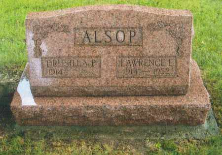 ALSOP, LAWRENCE L. - Montgomery County, Ohio | LAWRENCE L. ALSOP - Ohio Gravestone Photos