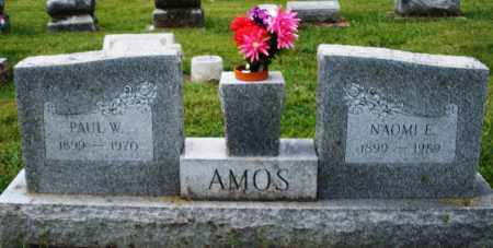 AMOS, PAUL W. - Montgomery County, Ohio | PAUL W. AMOS - Ohio Gravestone Photos