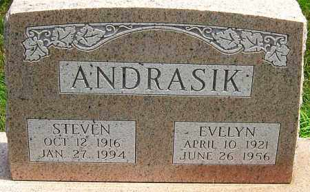 ANDRASIK, EVELYN - Montgomery County, Ohio | EVELYN ANDRASIK - Ohio Gravestone Photos