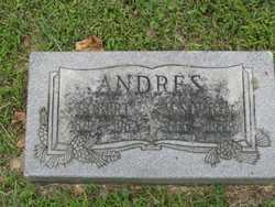 ANDRES, ROBERT - Montgomery County, Ohio | ROBERT ANDRES - Ohio Gravestone Photos
