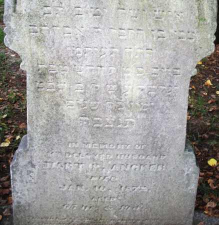 ANGKER, HART P. - Montgomery County, Ohio | HART P. ANGKER - Ohio Gravestone Photos