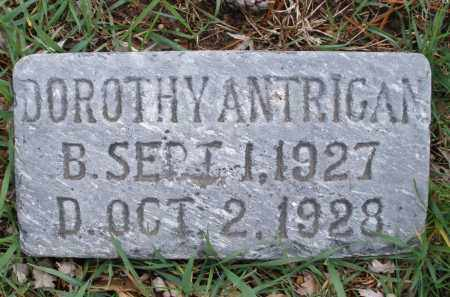 ANTRIGAN, DOROTHY - Montgomery County, Ohio | DOROTHY ANTRIGAN - Ohio Gravestone Photos
