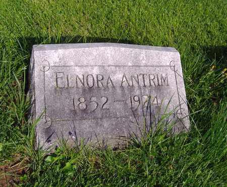 ANTRIM, ELNORA - Montgomery County, Ohio | ELNORA ANTRIM - Ohio Gravestone Photos