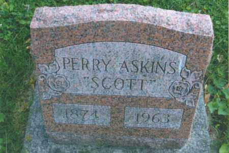 "ASKINS, PERRY ""SCOTT"" - Montgomery County, Ohio 