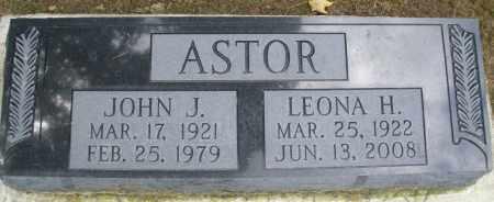 ASTOR, JOHN J. - Montgomery County, Ohio | JOHN J. ASTOR - Ohio Gravestone Photos